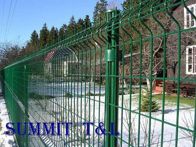 столб металлический SAMMIT-FENCE1